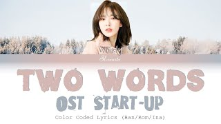 "Download Wendy (Red Velvet) - ""Two Words"" 
