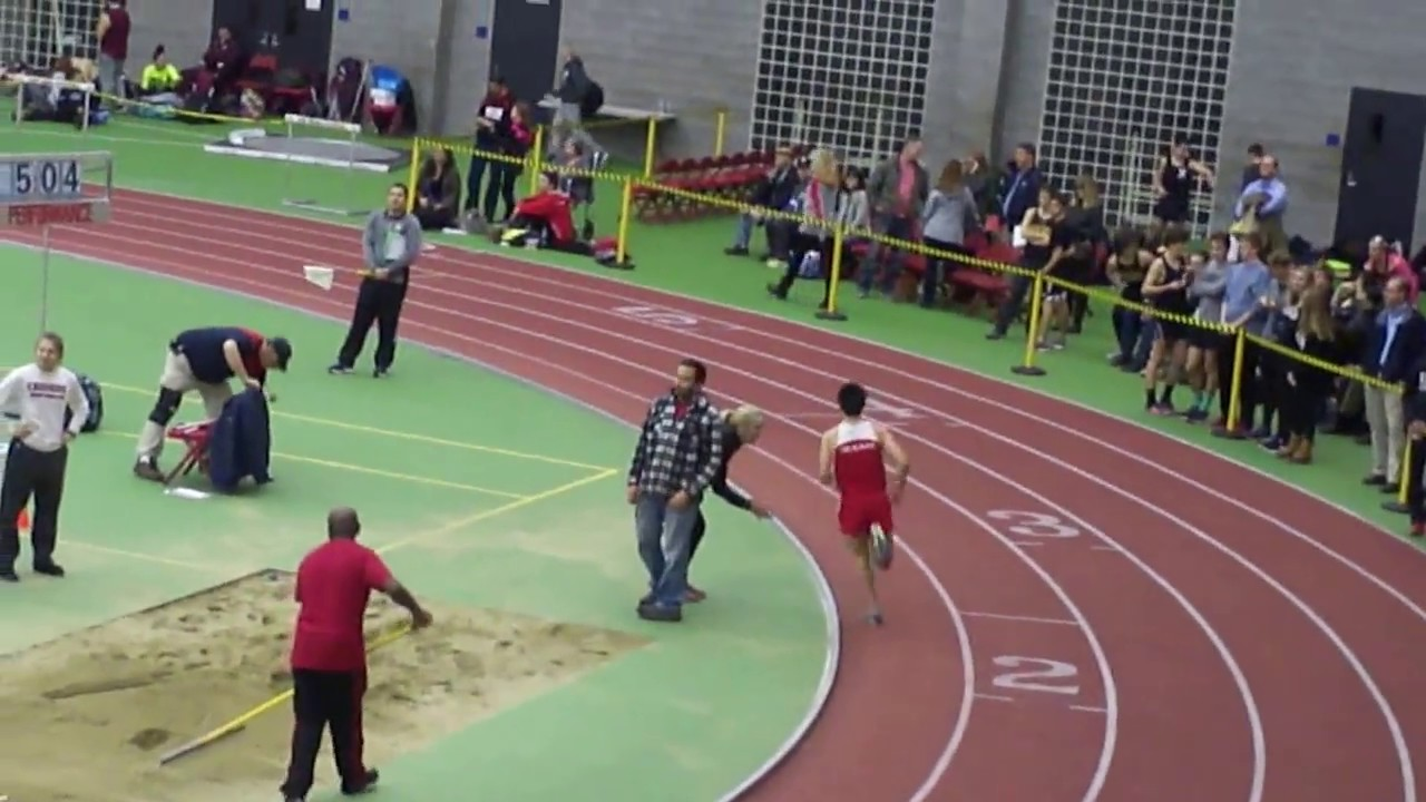 southern connecticut conference indoor track meet