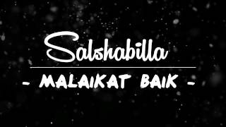 Video Salshabilla Adriani - Malaikat Baik (Video Lirik)-Muts download MP3, 3GP, MP4, WEBM, AVI, FLV Agustus 2018