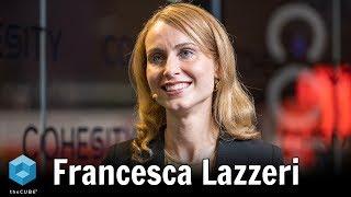 Francesca Lazzeri, Microsoft   Microsoft Ignite 2019