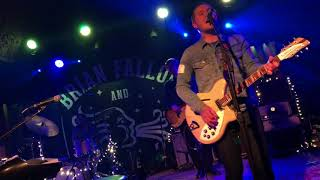 "Brian Fallon — ""Among Other Foolish Things"" — Belly Up Tavern — Solana Beach, CA"
