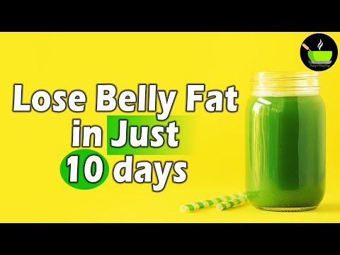 lose-belly-fat-in-just-10-days-|-4-flat-belly-drinks-to-lose-weight-fast---5kg-|-belly-fat-drink