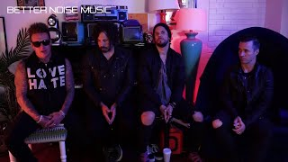Papa Roach - Break The Fall (Behind The Track)