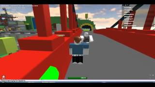 Roblox-Game Spotlight Block Town Featherweight Benchmark by Shedletsky