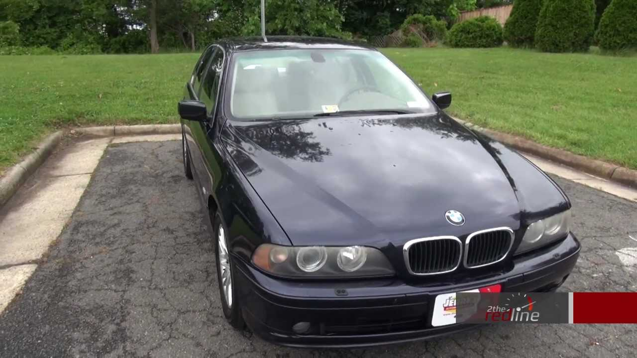 2001 Bmw 530i Walkaround  Review  And Test Drive