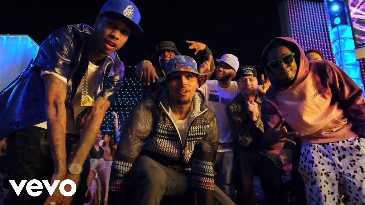 Chris Brown - Loyal (Explicit) ft. Lil Wayne, Tyga #1