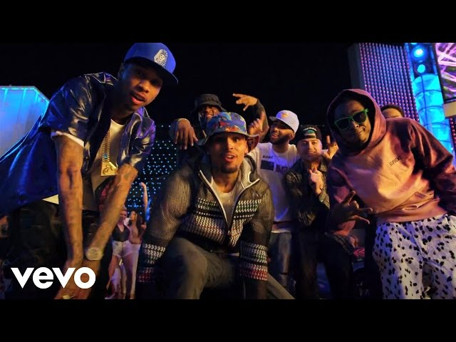 Chris Brown - Loyal (Official Music Video) (Explicit) ft. Lil Wayne, Tyga