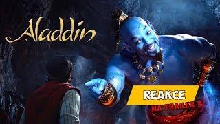 ALADDIN - Reakce na Trailer 3