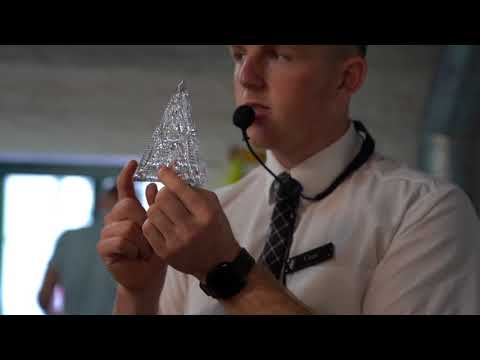 Waterford Crystal Factory and city of Waterford Ireland from YouTube · Duration:  4 minutes 28 seconds