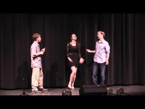 Improv Acting Group - Drake Bjorkman, Dylan Cox, Mikaela Vogel & Sabina Jones