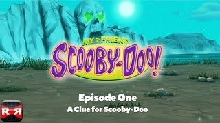 My Friend Scooby-Doo! Episode 1: A Clue for Scooby-Doo - iOS / Android - Gameplay Video
