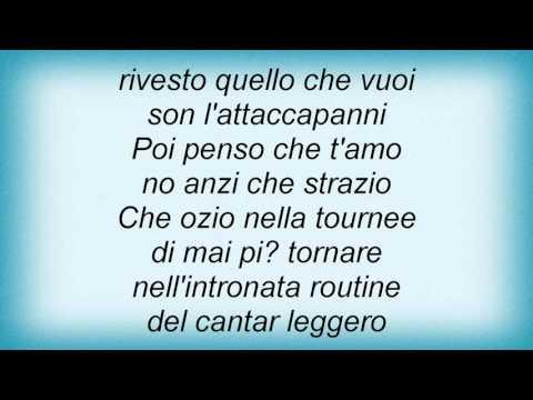 Lucio Battisti - Don Giovanni Lyrics