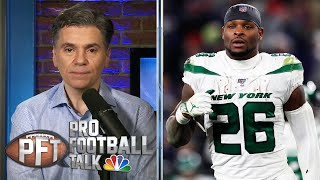 Jets making one last attempt to trade Le'Veon Bell | Pro Football Talk | NBC Sports