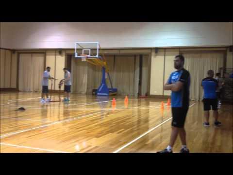 Video : Εθνική Ομάδα Ανδρών / Training Camp Day 5