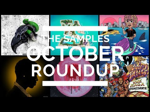 The Samples: October 2017 Roundup   XSamples