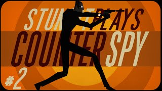 Stumpt Plays - CounterSpy - #2 - Bullets or Bees? (PS4 Gameplay 1080p)