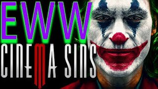 Everything Wrong With CinemaSins: Joker in 19 Minutes or Less