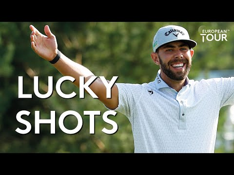 Luckiest Golf shots of the Year (so far) | Best of 2020