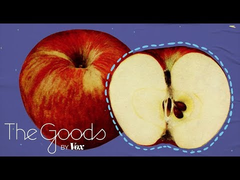 Video image: The quest for the perfect apple