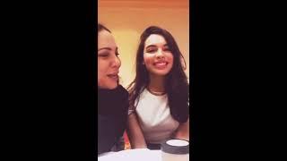 Isabella Gomez  /   ClexaCon 2018 / INSTA STORIES