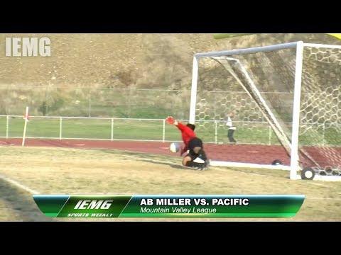 IEMG Sports Weekly SOCCER: Miller vs. Pacific, Arroyo Valley vs. San Gorgoni