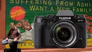 Fuji X-T1 Review - Mirrorless in Brooklyn NYC