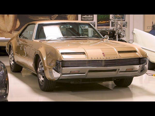 Exclusive Trip to Jay Leno's Garage Part 2