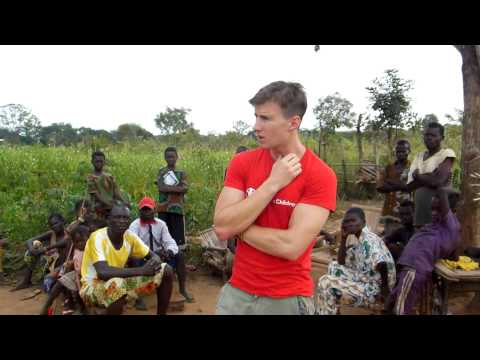 Central African Republic vlog Michael McCusker