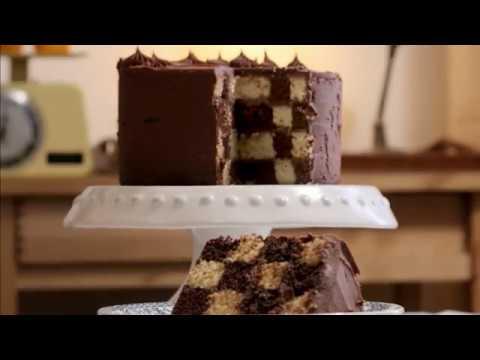 recette-du-gâteau-damier-chocolat-/-vanille-🍫