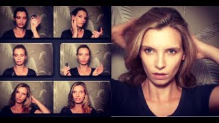 Makeup Tutorial: Natural Off-Duty Model Look
