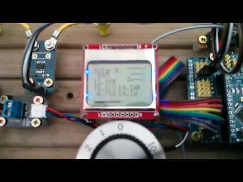 Arduino MPPT Solar Charge Controller #18 - Tracking Algorithm Works!.. Sort of