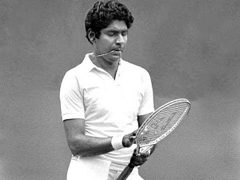 Margadarshi Archival - Vijay Amritraj (Indian Tennis Player)