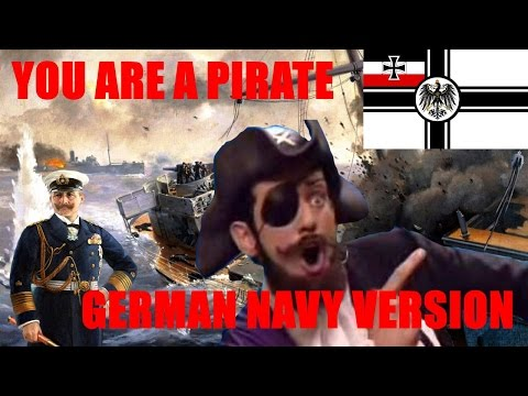 German Navy Be Like... [You Are A Pirate German] [SMS Möwe]