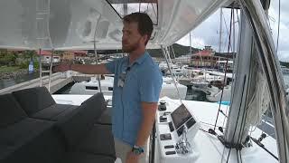 Catamaran Scuba Doo 50 Crewed YachtCharter Vacations in the Virgin Islands