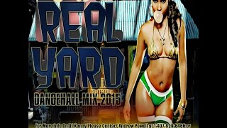 DJ KENNY REAL YARD DANCEHALL MIX JUL 2015