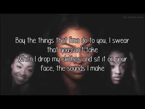 Ann Marie - Hennessy (Lyrics)