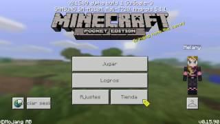Minecraft  (como nombrar objetos y animales )