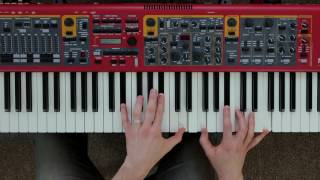 Teclados Nord: String Resonance y Pedal Noise