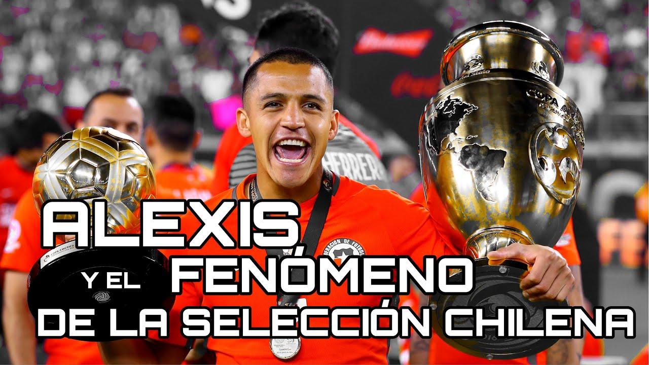 Alexis Sánchez y el fenómeno de la Selección Chilena
