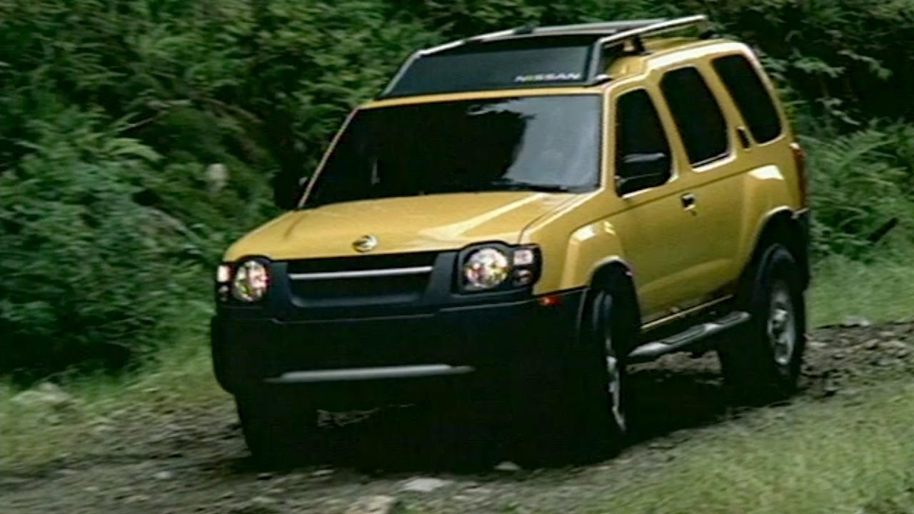 2002 Nissan Xterra - YouTube