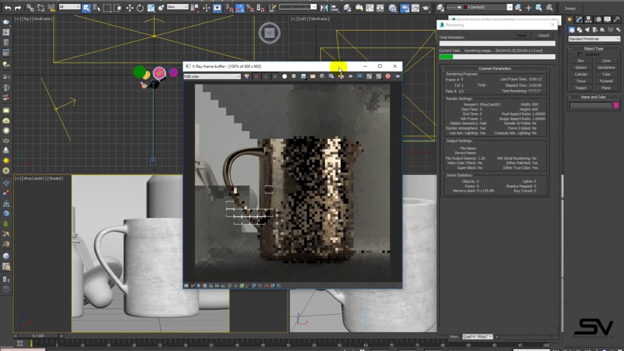 3ds max vray render presets download