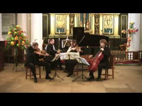 Whittington Festival 2013 - Gypsy Rondo - 4th movement from Brahms piano quartet in G minor op 25
