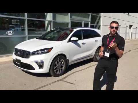 Kia Sorento SXL V Interior Walk Around | Kia Of Hamilton | Shane Garrison