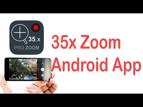 Best Zooming Camera App For Android Phones Without Any External Lenses Bangla Tutorial