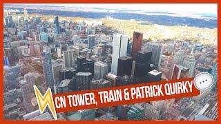 CN Tower, Petit Train & Patrick Quirky | VLOGTOBRE #11