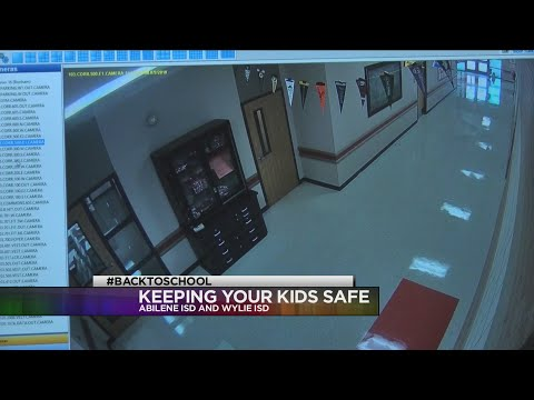 A Look Into How Wylie And Abilene ISD Are Stepping Up Their Safety Measures