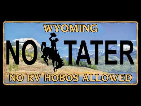 Nomadic Fanatic Battle Hymn of Wyoming