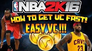 NBA 2K16 Xbox 360 (VC METHOD EASY & FAST )