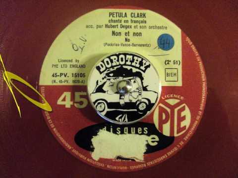 Petula Clark - Non Et Non