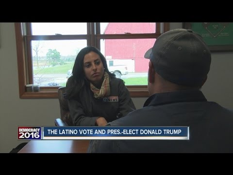 Influence of Latino voters in general election